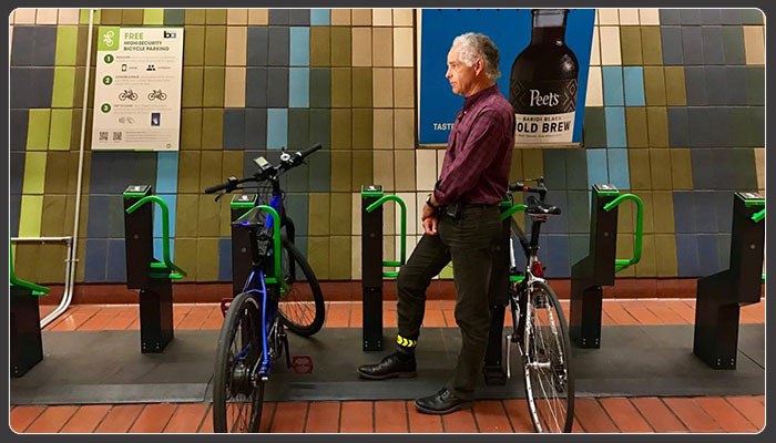 Smart locks will be tested at BART stations